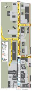 2017 JazzFest Map