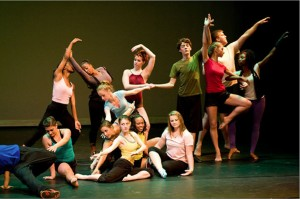 Community Dance Project Troupe 2013.