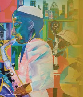 2014 jazzfest poster