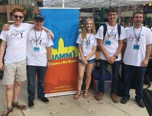 Jamm Scholarship Quintet